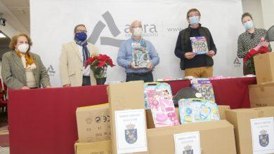 Photo of Adra repartirá 400 juguetes de la Hermandad de Guardias Civiles Auxiliares para los más necesitados