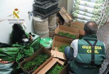 Photo of La Guardia Civil detiene a una persona como autor de un delito Contra la Salud Pública y otro de Defraudación de Fluido Eléctrico en Adra