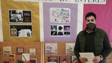 Photo of La Biblioteca Municipal de Adra celebra el Día Internacional de la Mujer y la Niña en la Ciencia a través de la lectura
