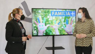 Photo of El Ayuntamiento de Adra fomenta la 'parentalidad positiva' con el programa 'FAMILIA+'
