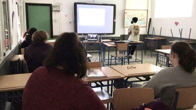 Photo of El alumnado del IES Virgen del Mar de Adra recibe una charla de prevención de la violencia sexual y la trata