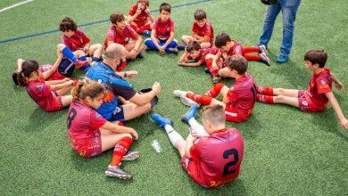 Photo of Casi 70 niños y niñas disfrutan de una Jornada de Rugby Gradual en Adra
