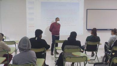Photo of El IES Virgen del Mar recibe charlas sobre el abuso de las nuevas tecnologías