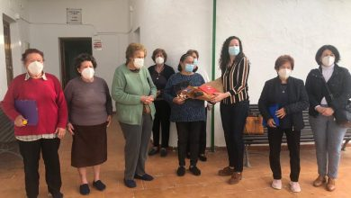 Photo of Adra entrega los premios a las ganadoras del concurso gastronómico de Semana Santa