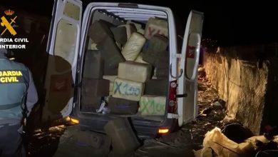 Photo of Una operación contra el tráfico de drogas internacional incauta  3.240 kilos de hachís en Adra