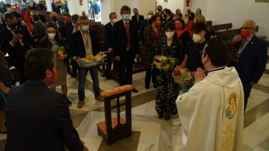 Photo of Adra rinde homenaje a San Marcos