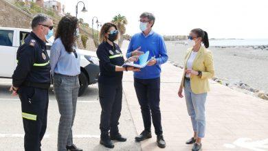 Photo of Manuel Cortés anuncia más vigilancia en las playas de las barriadas para la próxima época estival