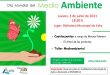 Photo of La Biblioteca Municipal de Adra celebra el Día Mundial del Medio Ambiente con una actividad de lectura para niños