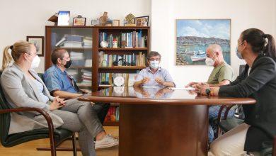 Photo of El alcalde de Adra renueva su compromiso con PROMAR para el cuidado del medio ambiente y el fondo marino