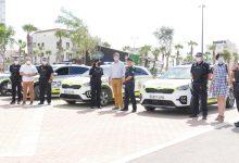 """Photo of La Policía Local de Adra recibe cuatro nuevos vehículos patrulla """"con el máximo nivel de seguridad y eficiencia"""""""