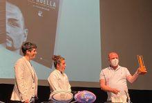 Photo of El libro solidario 'La Huella', presentado en Adra por la jugadora de rugby olímpica Patricia García Rodríguez
