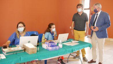 Photo of Adra acelera el ritmo de vacunación con un nuevo punto de mayor capacidad en La Alcoholera