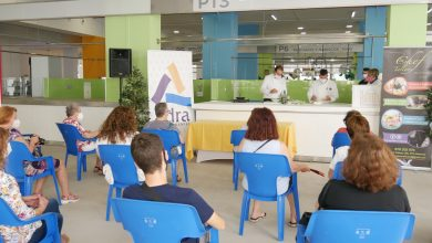 Photo of Adra celebra un showcooking para poner en valor uno de sus grandes patrimonios: la gastronomía