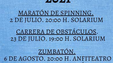 Photo of Una maratón de spinning, la II Carrera de obstáculos y un 'zumbatón' para dinamizar la Piscina Municipal de Adra