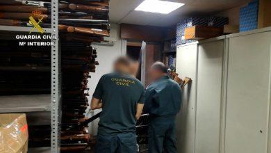 Photo of La Guardia Civil destruyó durante el pasado año un total de 60.083 armas, entre las cuales más de 49.100 eran de fuego