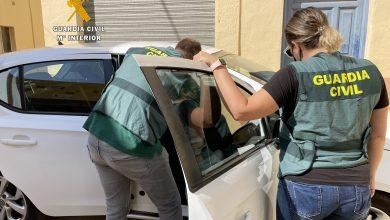 Photo of La Guardia Civil detiene al autor de nueve robos en vehículos estacionados en una zona de ocio de Aguadulce