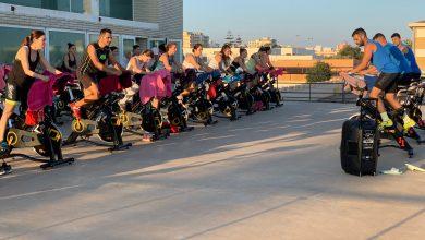 Photo of Arranca la programación cultural en Adra con una maratón de spinning