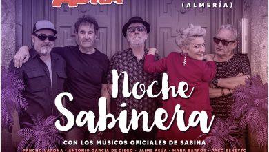 Photo of Adra recibe este sábado a 'La Noche Sabinera', un concierto repaso a todos los éxitos de Joaquín Sabina