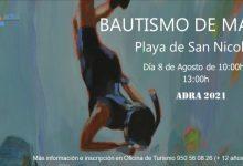 Photo of Adra celebra un año más el 'Bautismo de Buceo', una actividad para conocer el fondo marino