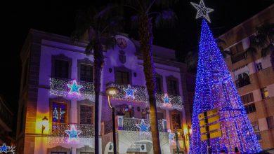 Photo of Sale a licitación la iluminación de Feria y Navidad de Adra para este 2021