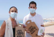 Photo of Regresa a la ciudad de Adra la campaña 'Tu playa limpia gracias a ti'