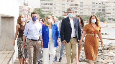 Photo of Manuel Cortés inaugura la nueva pasarela del Puerto y celebra la próxima instalación de una zona de restauración