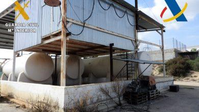Photo of La Guardia Civil y la Agencia Tributaria desmantelan una organización dedicada a la distribución fraudulenta de gasoil