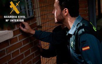 Photo of La Guardia Civil detiene in fraganti a los cuatro autores de un robo en el interior de una vivienda en San Isidro-Nijar