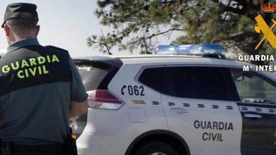 Photo of La Guardia Civil auxilia a una persona en el municipio de La Mojonera