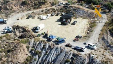 Photo of La Guardia Civil de Almería evita la celebración de una carrera de prototipos a motor en zona de influencia forestal