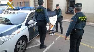 Photo of La Guardia Civil detiene in fraganti a una persona como autor de un robo con fuerza en las cosas en una vivienda de Purchena
